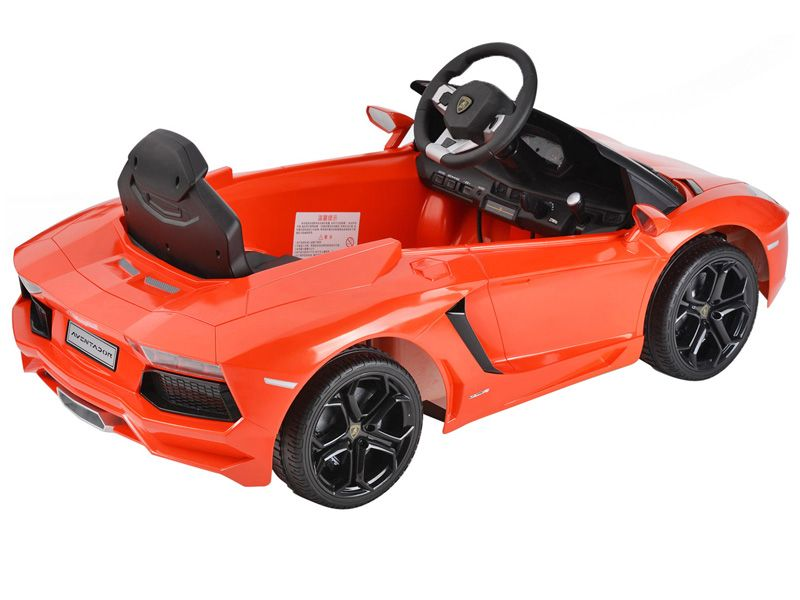 lamborghini toy car remote control with 6v Electric Ride On Car Lamborghini Aventador Official Model In Orange With Parental Control 2503 P on 252035378509 likewise Kids Electric Cars as well Electric Toy Car For Toddlers moreover Lamborghini baby battery car furthermore Ride On Tractor 6v Electric Battery Powered With Moving Excavator Scoop 2188 P.